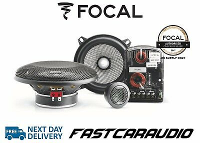 "Focal 130AS - 13cm 5.25"" Car Components Speakers System"