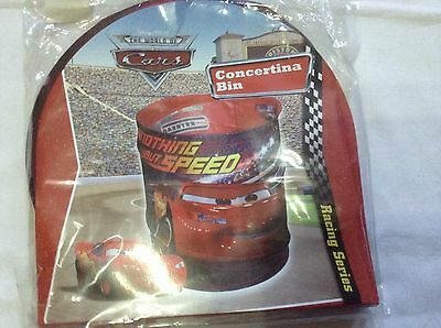 Pixar cars concertina bin brand new