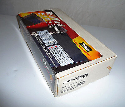 Ibiwire Binding Wires 21 Ring A4 6 mm 45 sheet capacity Silver pk 100