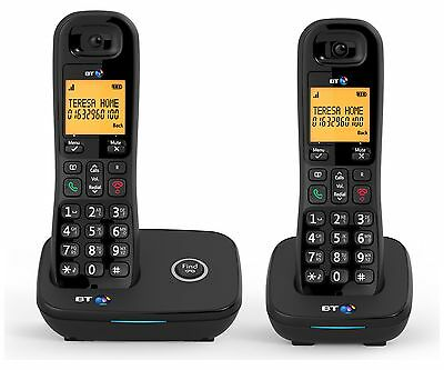 BT 1200 Cordless Telephone - Twin - V001775