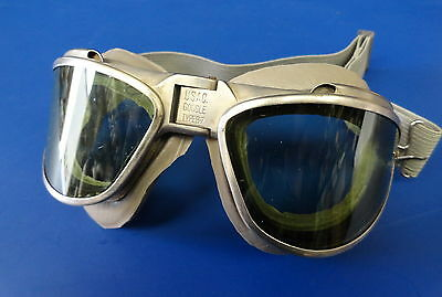 Us Army Air Corps Type B-7 Flying Goggles