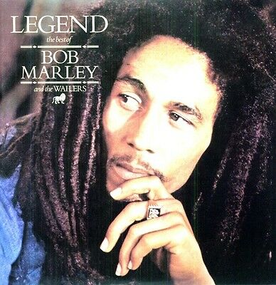 Legend - Bob & The Wailers Marley (2009, Vinyl NEU)