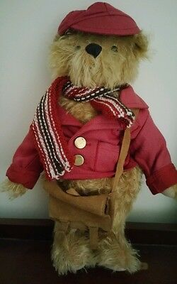 Deans / Past Times Retired Ltd. Ed. Bear .William. Complete
