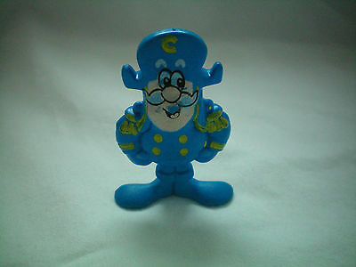 CAPTAIN CRUNCH  Figure Toy Character Cereal Premium 80'S PVC