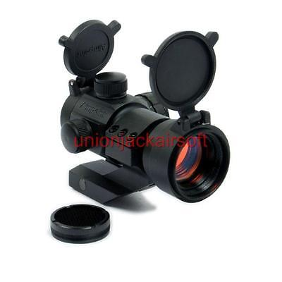 M3 Style 1X32 Red Dot Scope with Kill Flash UK SELLER