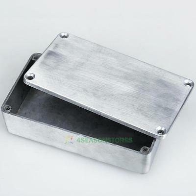 1590B Style Effects Pedal Aluminum Stomp Box Enclosure for Guitar with Screws