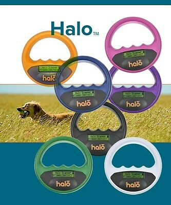 Halo Microchip Scanner & Optional Carrying Case (Different Colors Available)
