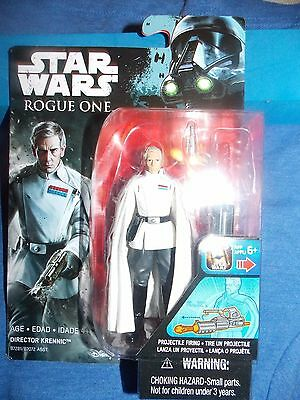 Star Wars Director Orson Krennic 3.75 Inch Action Figure Rogue One