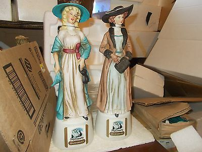 Two Ladies Of Leadville Colorado - Ski Country - Brown & Blue - 1973 - Golden