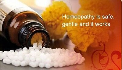 Homeopathic Stress Tiredness Fatigue Natural Herbal Homeopathy Medicine