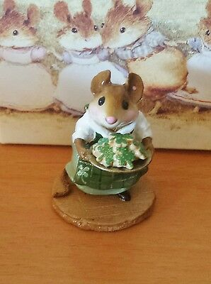 """Wee Forest Folk """"Sugar and Spice"""" M-246 LIMITED EDITION ST. PAT's  Mint"""