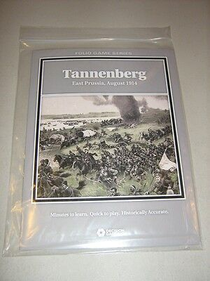 Tannenberg: East Prussia, August 1914 (New)