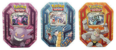Pokemon Back Issue Collector Tin - Kids Toy - Presents and Gifts for Children