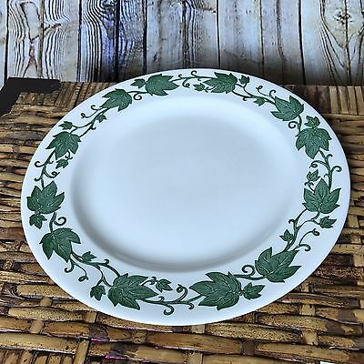 Royal China English Ivy Underglaze Dinner Plate 10""