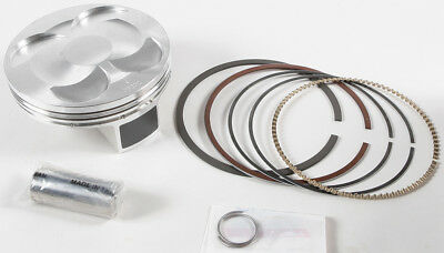 Wiseco Piston Kit 58mm +5mm Over for Honda XR100 1985-2003 12:1 Comp. Ratio