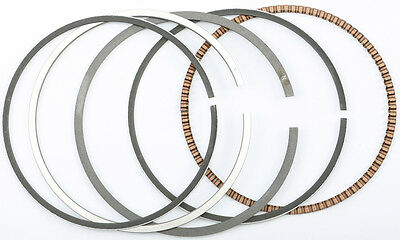 Wiseco Piston Ring Set 76mm +1mm Over for Honda CBR954RR 2002-2004 13.2:1