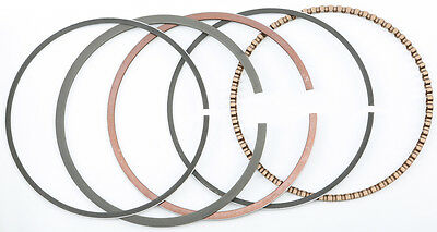 Piston Ring Set Std Bore 80mm Kawasaki KVF650 Prairie 2002-2003 11:1 Comp.