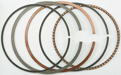 Wiseco Piston Ring Set 84mm +1mm Over Yamaha YFM350 Warrior 1987-2004 11:1 Comp.