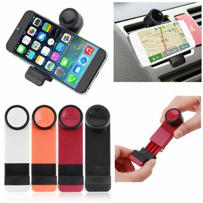Universal Car Air Vent Mount Cradle Holder Stand for Mobile Smart Cell Phone DE