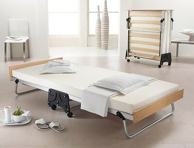 J-Bed® Folding Bed with Memory Foam Mattress (3ft)