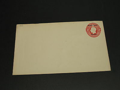 South West Africa old mint stationery cover faults *14832