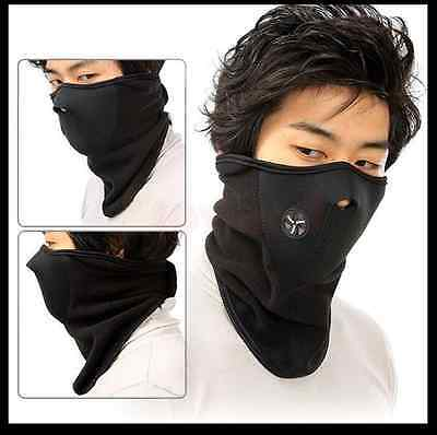 Winter Skiing Snowboard Motorcycle Bike Wind Proof Face Mask Neck Warmer from UK