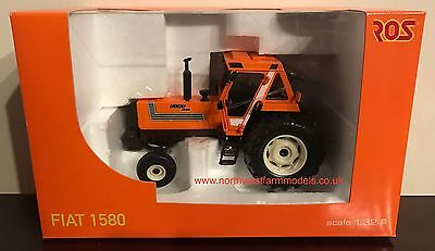 Ros Fiat 1580 2Wd 1/32 Scale Model Tractor (Limited Edition) *mib*