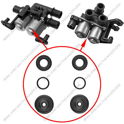 Heater Control Valve Repair Kit for BMW E36, E60, E61, E63, E65, E66, E67, E53.