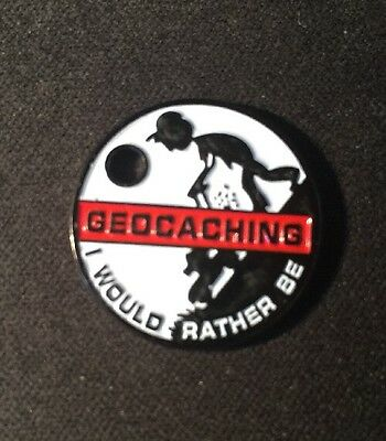 Pathtag #23854 - I'd Rather Be GEOCACHING