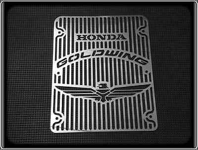 Radiator Grill for HONDA GL1200 GOLDWING, INTERSTATE (Polished Cover Guard)