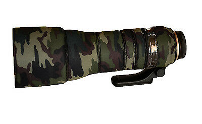 Tamron 150 600mm G2 Neoprene Lens Protection Camouflage Cover : AP camo (Gen2)