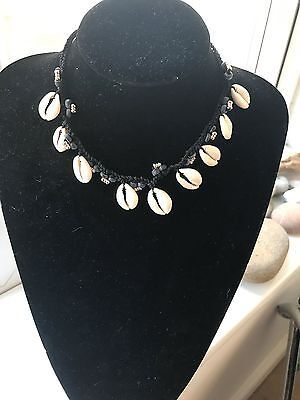 9 Piece Sigay Shell Hanging Choker-Unisex