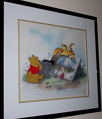 Winnie the Pooh and Story Time Too Limited edition (27)