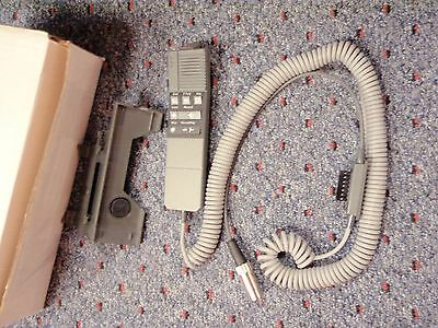 Dictaphone dictation microphone with bar code reader, optic mic 350475 cphone