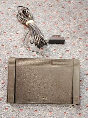 Dictaphone 177557 foot pedal for cphone, 2710, 2720, 3710, 3720, 1710, 1720 more