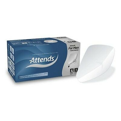 Attends For Men Level 1 - Pack of 25 Incontinence Pads  # RRP £6.04