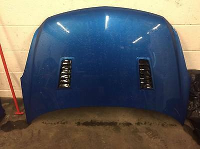 Vauxhall Arden Blue Corsa Vxr Vented Bonnet (Rs Vents Fitted) Collection Only