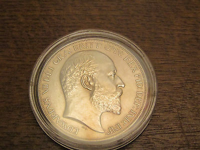 Edward VII Crown 1902 coin