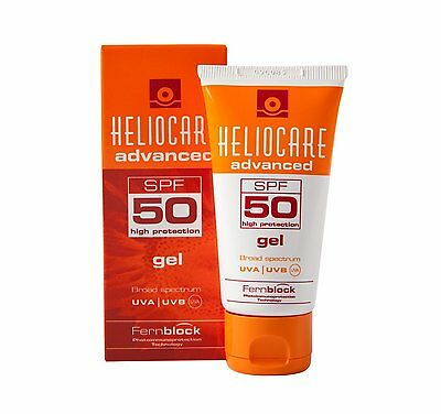 Heliocare Advanced SPF 50 Gel 50ml