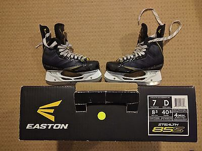 Easton Stealth 85S Ice Skates, size 7D (approximately 8.5 US shoe size)