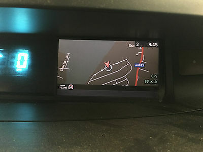 RENAULT ESPACE MK4 PH2 Sat Nav KIT  DVD/ SCREEN/ REMOTE