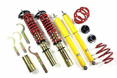 BMW E30 coilover kit + camber plate (front) (51mm front column) limousine