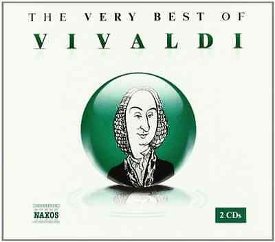 The Very Best of Vivaldi  (US IMPORT)  CD NEW