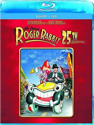 Who Framed Roger Rabbit - 25Th Anniversary Edition [Blu-Ray/dvd Combo] - New