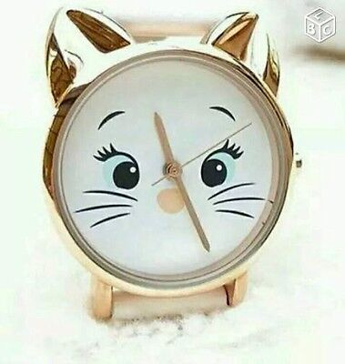 Disney Montre Marie Disneyland Paris Exclusive Watch Aristocats