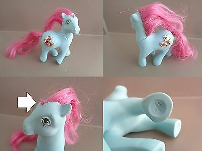Mon Petit Poney - My Little Pony Hasbro 1987 Made In China