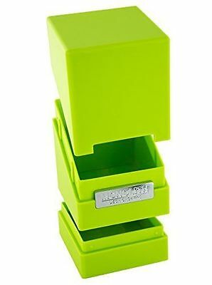 Ultimate Guard Monolith Deck Case Box 100+ Cards - Light Green - Free Shipping