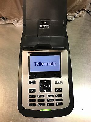 TellerMate T-ix R3500 Currency Money Counter Counting Scale, tix3500 Used