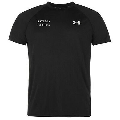 Anthony Joshua Authentic Under Armour Technical Tee Shirt in XL
