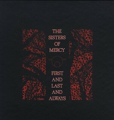 The Sisters Of Mercy-First And Last And Always (Vinyl Boxset)-Vinyl Lp (4)  Neu